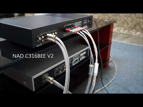 NAD & EMOTIVA качают KEF Q150. Бой стереоусилителей из трех раундов