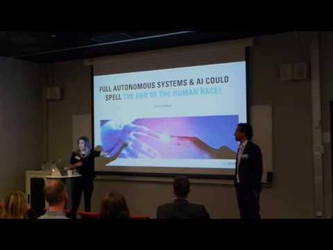 Hur kan vi använda autonoma nätverk i framtidens samhälle?