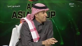 فيصل أبوثنين : لم أحجز تذكرة مباراة الهلال والرائد كي أشاهد سقوط اللاعبين