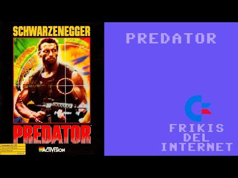 Predator (c64) - Walkthrough comentado (RTA)