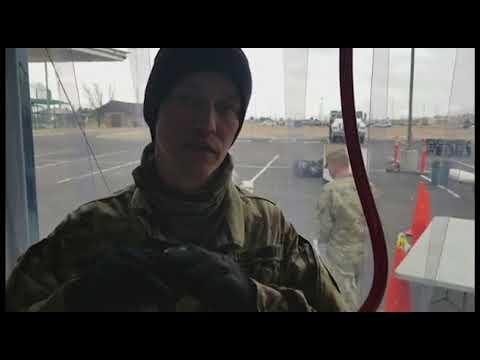 DFN: CBRNE Training - Training Exercise Alpine Guard 2018, AURORA, CO, UNITED STATES, 04.06.2018