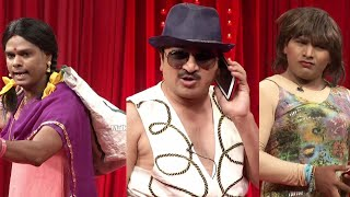 Jabardasth Rocket Raghava & Phani Performance - Iddarammayilatho Comedy Skit - Kiraak Comedy Show - MALLEMALATV