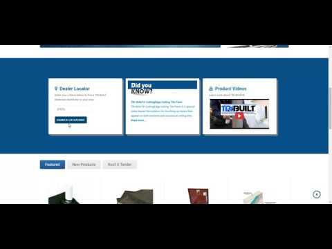 TRI-BUILT® Location Search