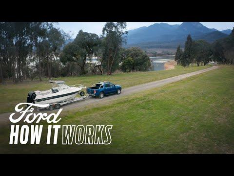 Slik kobler du tilhengeren | Ford Ranger | Ford Norge
