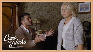 Fidencio pretende despojar a su mamá de su casa   Casa con buen cimiento...   Como dice el dicho