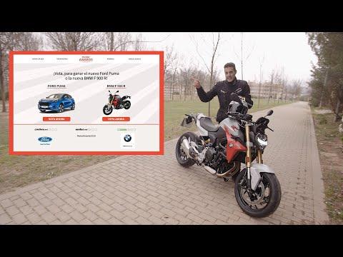 ¡Última oportunidad! MOTOR AWARDS 2020 ¡Vota y gana una BMW F 900 R o un Ford Puma!