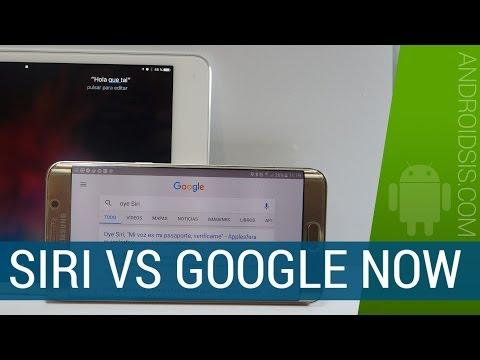 Siri vs Google Now, ¿Quién será el mejor asistente?