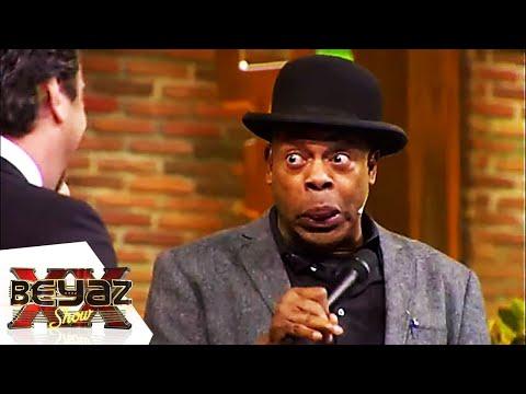 Sesiyle Harikalar Yaratan Adam  Michael Winslow! - Beyaz Show