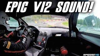 Lamborghini Murcielago 670 R-SV GT1 OnBoard at Spa-Francorchamps – EPIC Sounds!