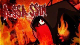 Босс: Ассасин. Вормикс! Полное прохождение! Assassin's Wormix