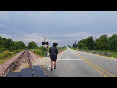 On the Road - Iowa