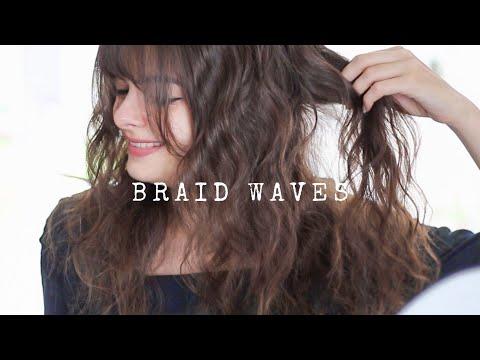 How To Make Braid Waves Work On Thin Hair