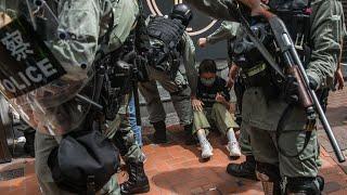 Hong Kong: primeros detenidos tras la entrada en vigor de la ley de seguridad