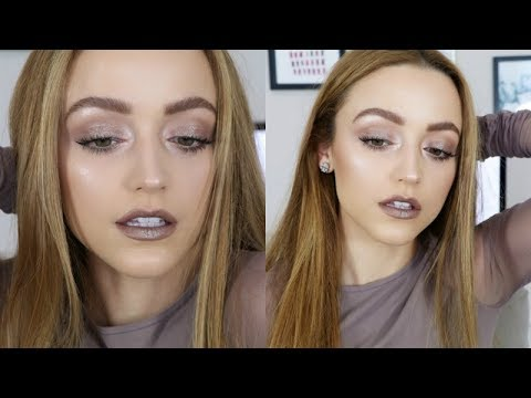 GRWM | Monochromatic Cool Toned Makeup Look