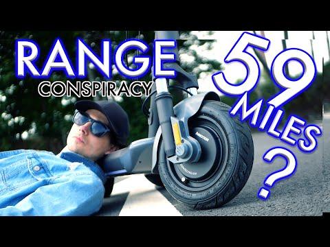 E-Scooter Range Conspiracy Revealed! 🕵🏻♂️ INMOTION L9 vs NINEBOT MAX vs XIAOMI M365 PRO