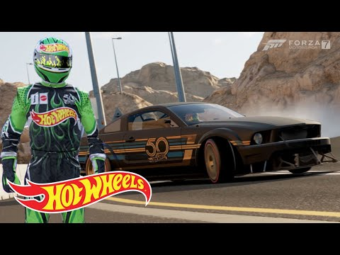 Hot Wheels Racing On A Whole New Level In Forza Motorsport 7! | Hot Wheels