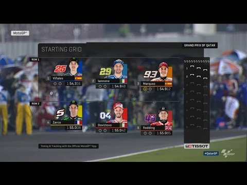 2017 Grand Prix of Qatar - Full Highlights