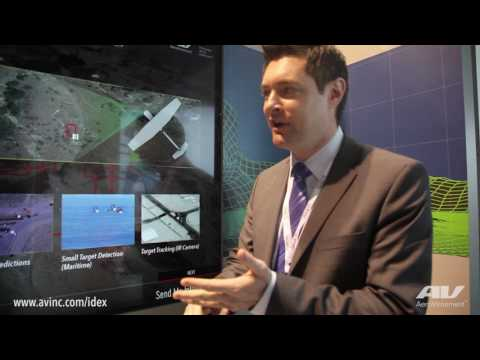 AeroVironment UAS & Sentient's Target Detection Software for Small Unmanned Aircraft Systems