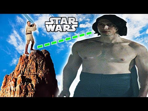 Is Ben SWOLO More Powerful than Obi-Wan's High Ground? Star Wars Explained