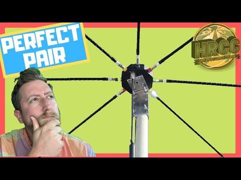 Setup Shark Ham Sticks on The Chameleon Spider and Quad Dipole Ham Radio Antenna