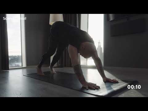 Scandic Hotels x Casall: Mobility Workout