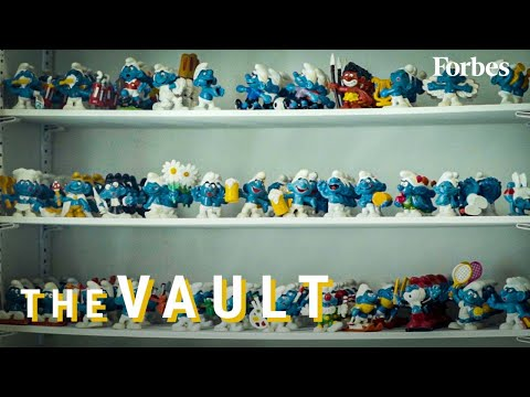 These Tiny Smurf Collectables Are Worth Thousands Of Dollars | Forbes photo