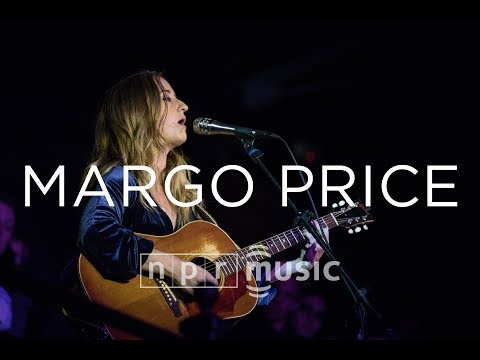 Margo Price Sings From A Balcony At NPR Music's 10th Anniversary Concert