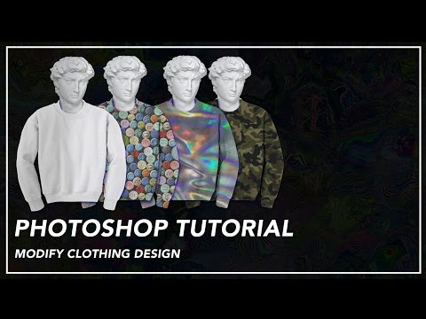 Modify Clothing in Photoshop