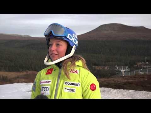 Alpin premiär på Idre Fjäll 2015