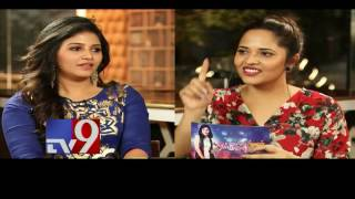 Anjali a date with Anasuya