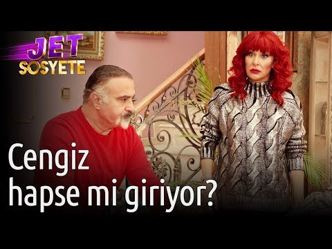Jet Sosyete 3. Sezon 13. Bölüm - Cengiz Hapse mi Giriyor?