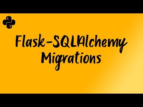 Curso de Flask 2021 parte 3: Migrations