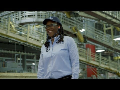 #SeeHer: Diana Wilson, GP Product System Leader