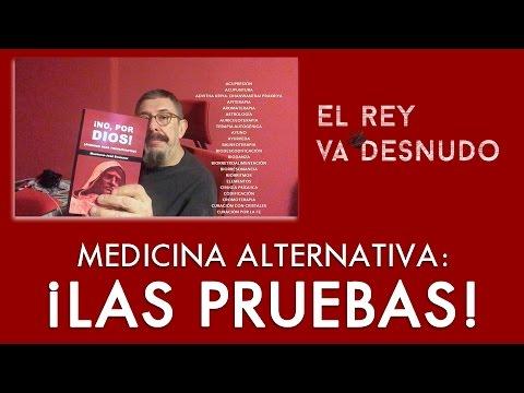 Medicina alternativa: ¡Las pruebas!