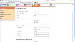 Konica Scan to Folder - YouTube