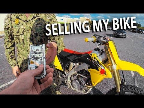 Selling My Dirt Bike - RMZ 250