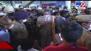 CJI NV Ramana Yadadri tour: యాదాద్రికి సతీసమేతంగా సీజేఏ ఎన్వీ రమణ.. - TV9 - TV9