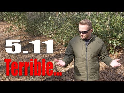 Can I Recommend It? - 5.11 Insulator Jacket - Review