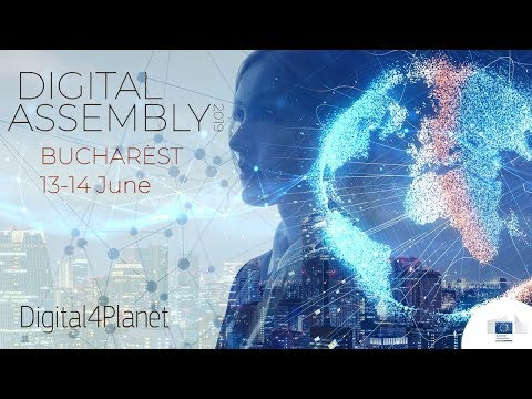 Digital Assembly 2019: Opening & Digital4Planet photo