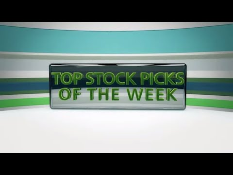 Top Stock Picks for Week of August 3, 2020