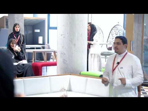 محتوى الأطفال: النوع الرابع! | عبدالعزيز عثمان | TEDxAlhamraaSalon photo