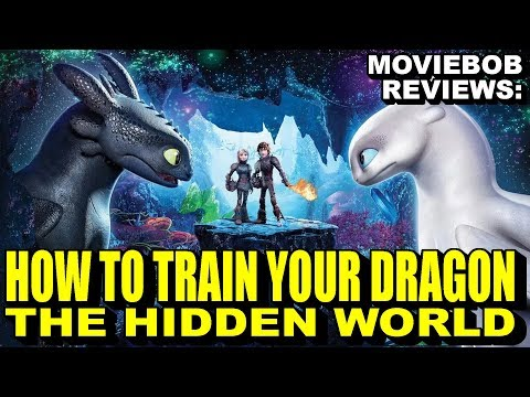 MovieBob Reviews: How to Train Your Dragon: The Hidden World