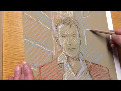 Vidéo de Miles Hyman