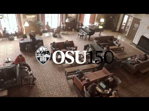 Oregon State Choir surprises MU Lounge with OSU Fight Song