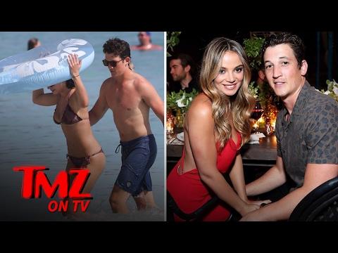 Miles Teller Is Living The Life!   TMZ TV