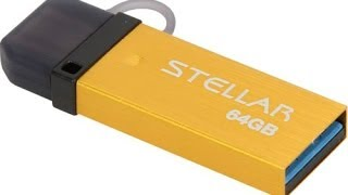 Patriot Stellar 64GB USB 3.0/microUSB Flash Drive Review