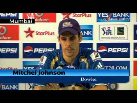 Mumbai Indians batting helped bowlers take early wickets: Mitchell Johnson