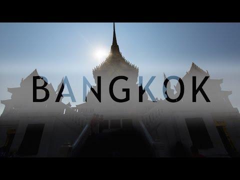 Bangkok på ett minutt – fargerike inntrykk av en sprudlende by
