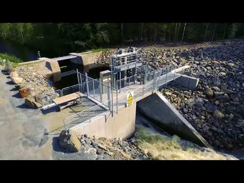 Dammsäkerhetshöjande åtgärder Nykroppa
