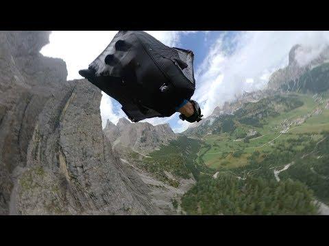 GoPro: Fusion Spires BASE Jump